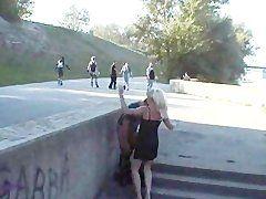 Public Sex im Park